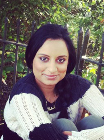 Priya Desai - London based independent speech and language therapist and children's author